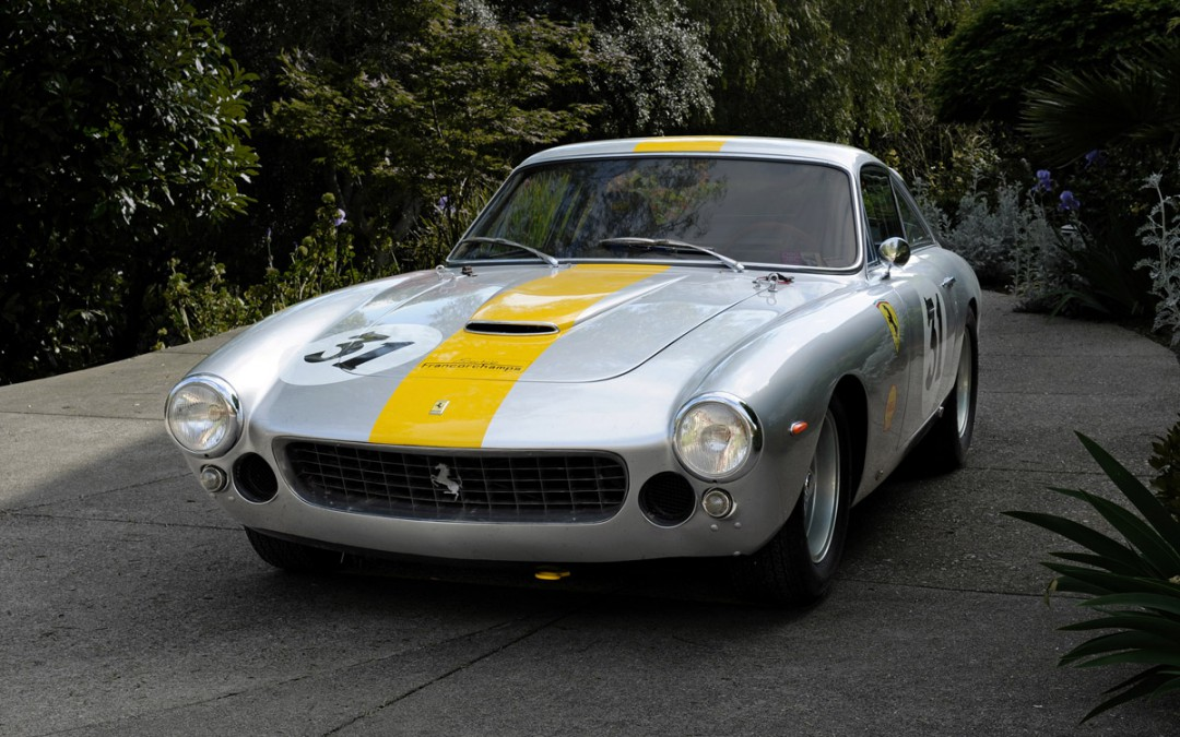 2011 Featured Car: 1962 Ferrari 250 GT/Lusso Berlinetta Competizione