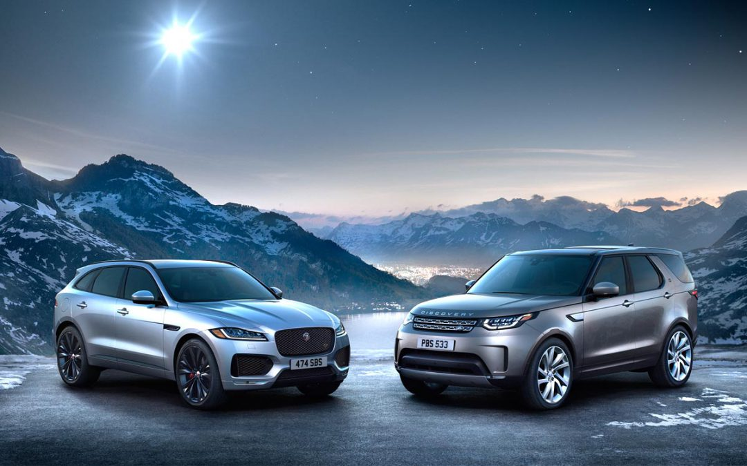 Jaguar Land Rover Back as Presenting Sponsor for Fifth Year