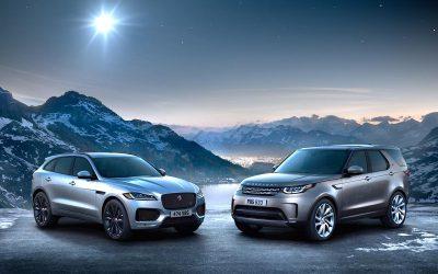 Jaguar Land Rover Back as Presenting Sponsor for Fifth Year
