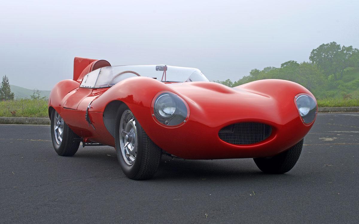 2015 Featured Car: 1956 Jaguar D-Type - Danville d ...