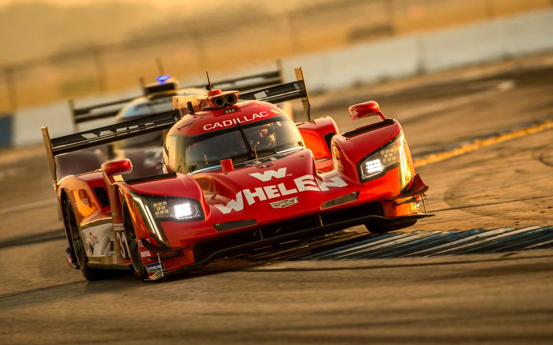 Whelen Motorsports and Eric Curran Win at Sebring!
